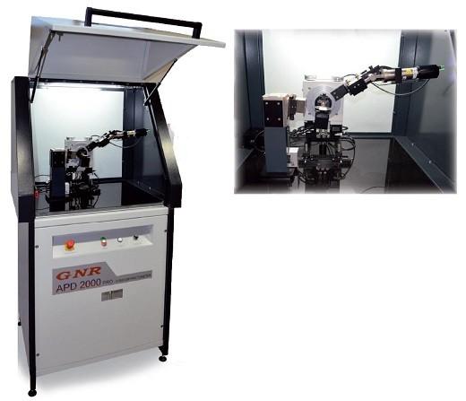 Röntgendiffraktometer   APD 2000 PRO