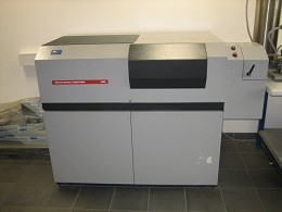 verfügbar- Funkenspektrometer   ARL 3460