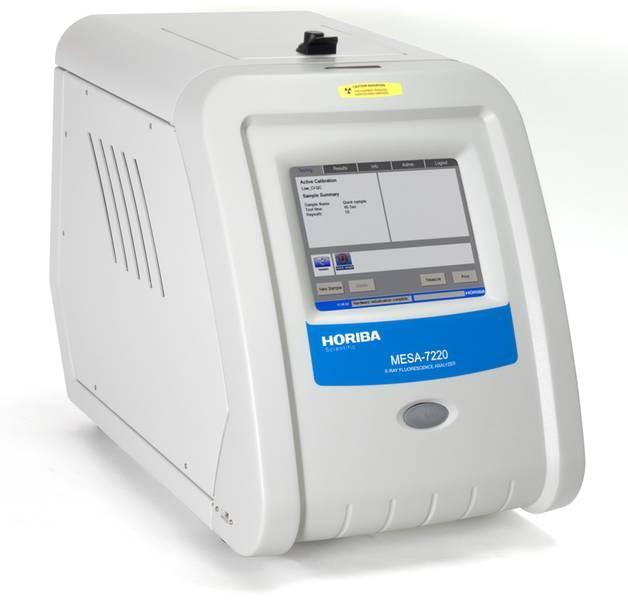 Schwefel und Chlor Analysator | MESA-7220